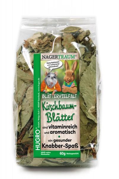 Nagertraum Kirschbaumblätter