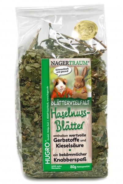 Nagertraum Haselnuss-Blätter