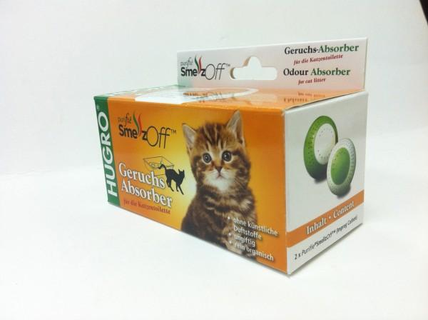 SmellzOff™ Geruchsabsorber für das Katzenklo