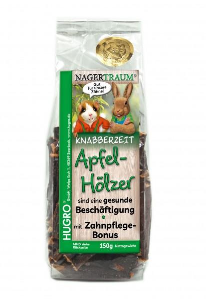 Nagertraum Apfel-Knabberhölzer